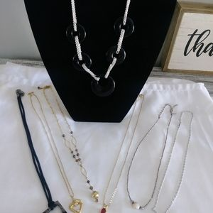 Necklace bundle and display